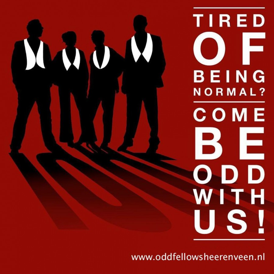 dare to be odd
